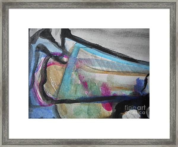 Abstract-24 Framed Print