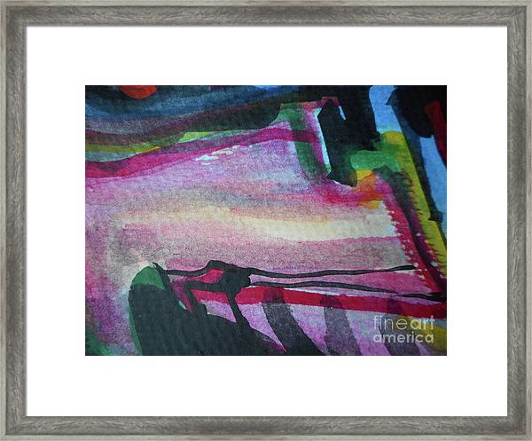 Abstract-25 Framed Print