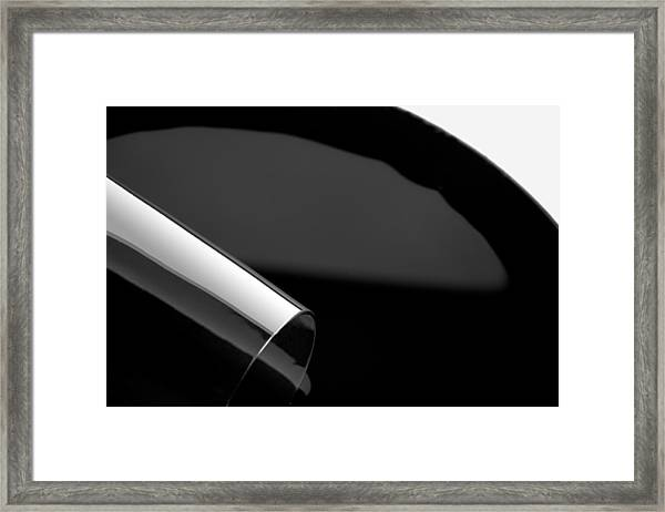 Abstract #2938 Framed Print
