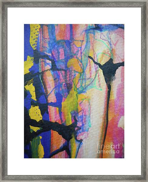 Abstract-3 Framed Print