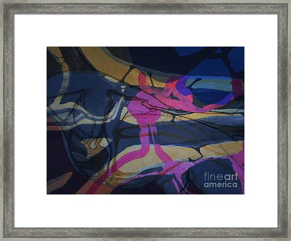 Abstract-33 Framed Print