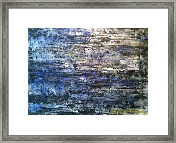 Abstract #334 Framed Print