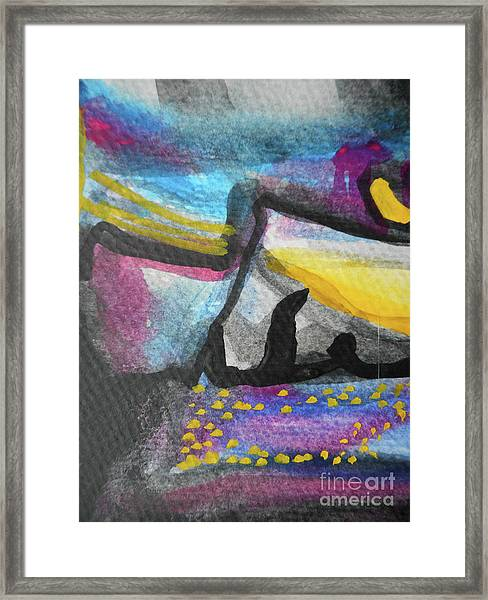 Abstract-4 Framed Print