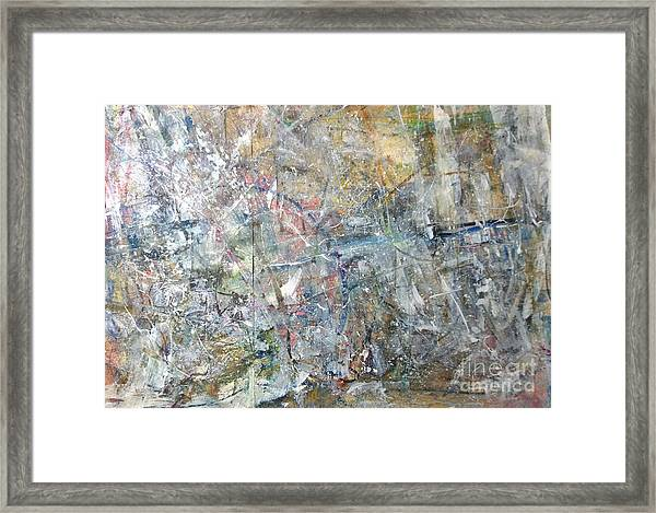 Abstract #415 Framed Print