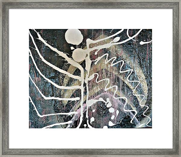 Abstract 6 Framed Print