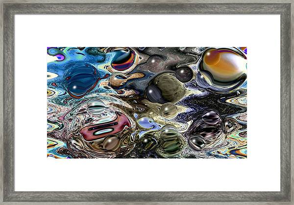 Abstract 623164 Framed Print