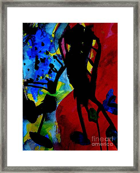 Abstract-7 Framed Print