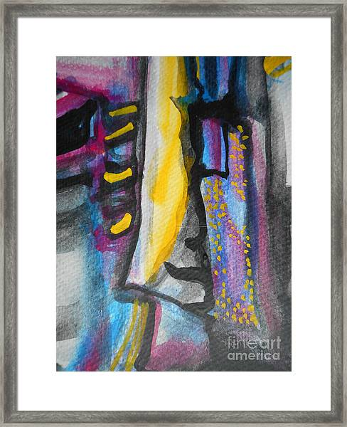 Abstract-8 Framed Print