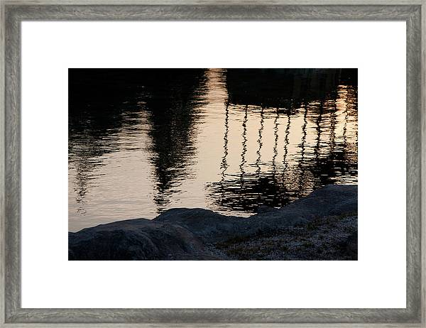 Abstract Color 2 Framed Print