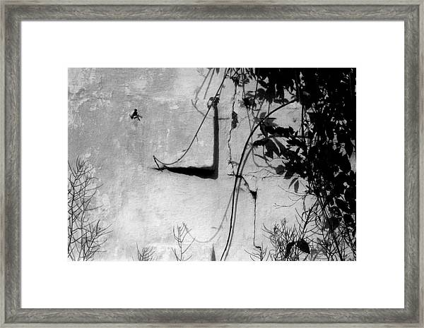 Abstract Detail 2 Framed Print
