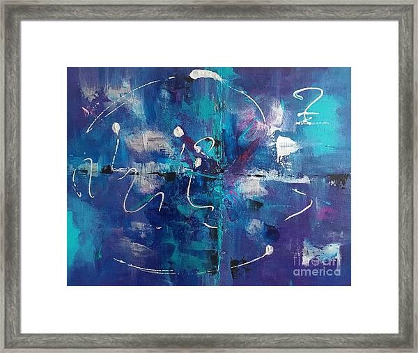 Abstract I Framed Print