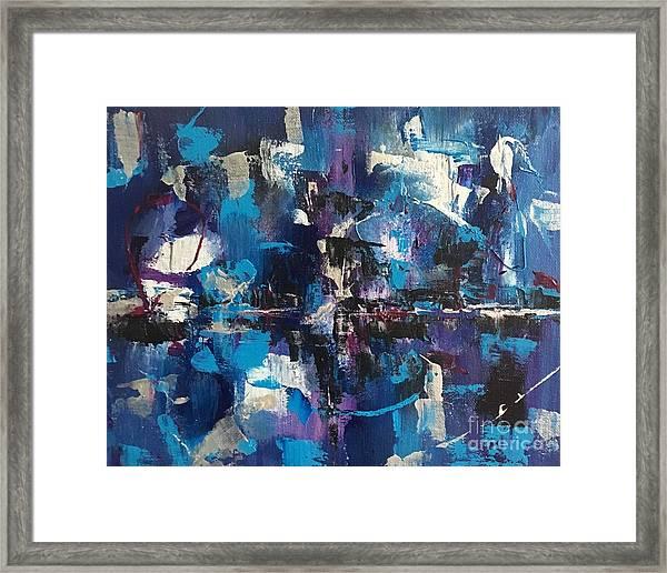 Abstract II Framed Print