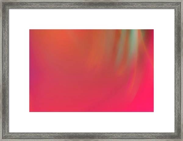Abstract No. 16 Framed Print