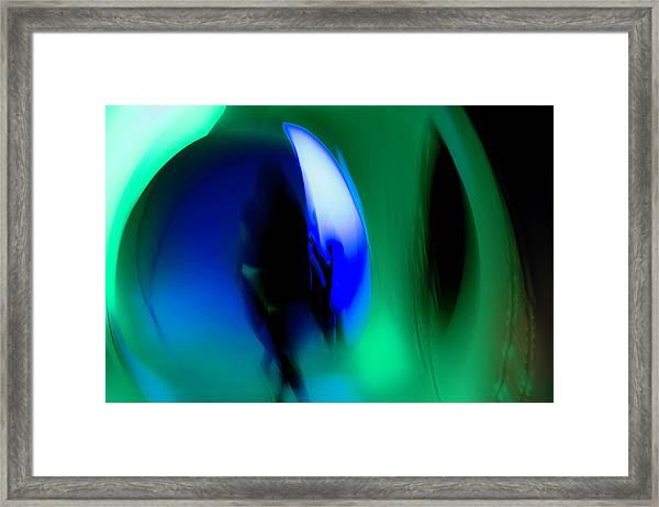 Abstract No. 2 Framed Print