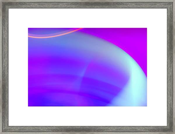 Abstract No. 4 Framed Print