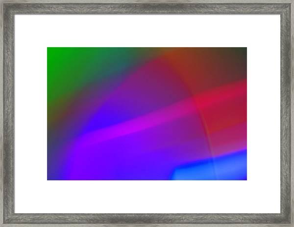 Abstract No. 5 Framed Print