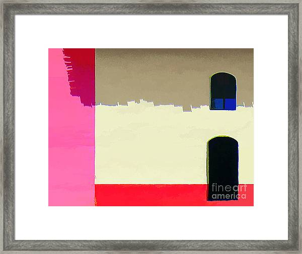 Abstract No. Twenty Five Framed Print by Tom Griffithe