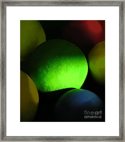 Abstract No. Twenty One Framed Print by Tom Griffithe