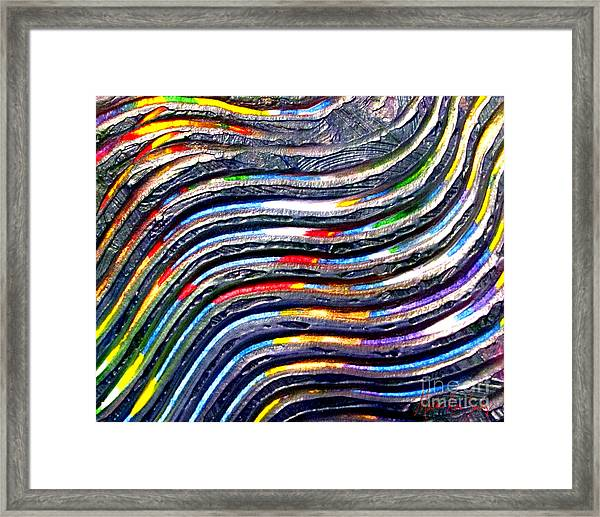 Abstract Series 0615c1 Framed Print