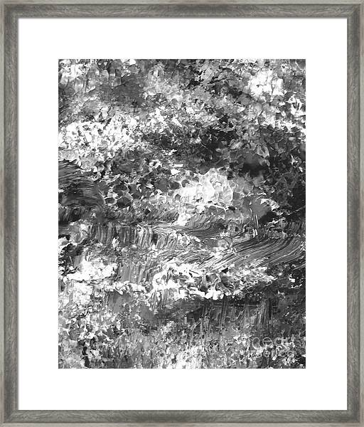 Abstract Series 070815 A3 Framed Print