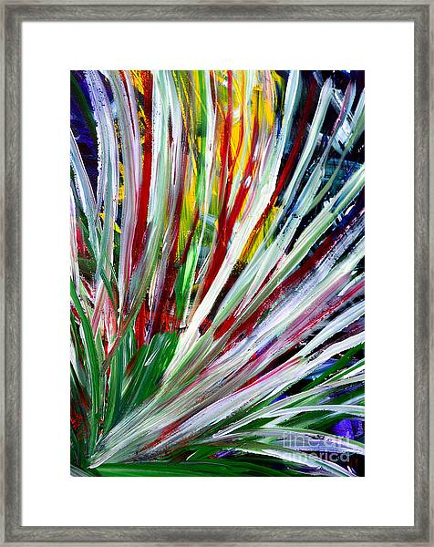 Abstract Series C1015cp Framed Print