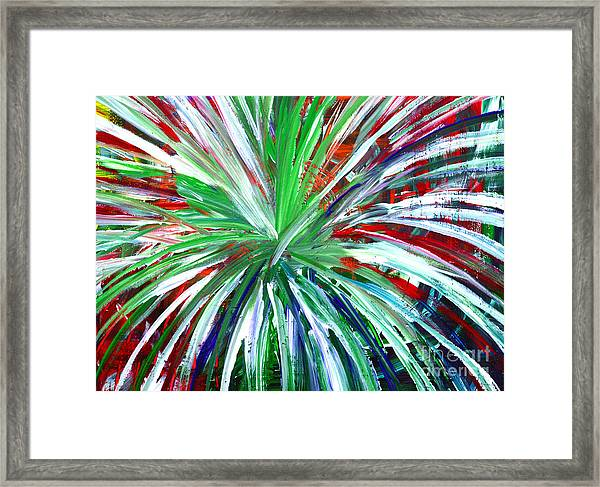 Abstract Series C1015dl Framed Print