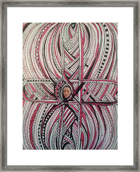 Abstraction 3 Framed Print