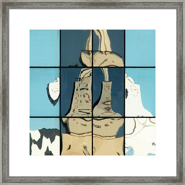 Abstritecture 17 Framed Print