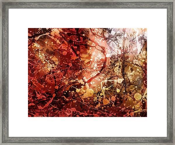 Acquiescence Framed Print