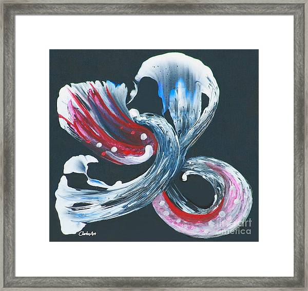 Ad Infinitum Framed Print