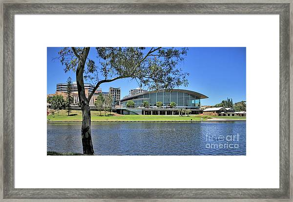 Adelaide Convention Centre Framed Print