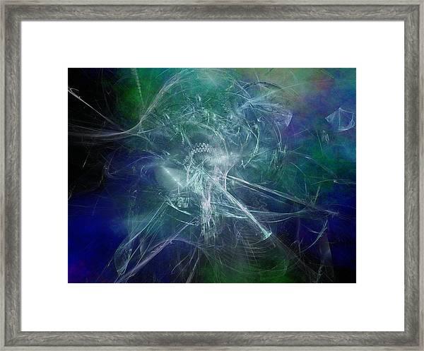Aeon Of The Celestials Framed Print