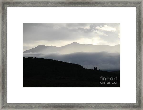The Quiet Spirits Framed Print