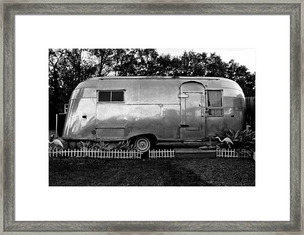 Airstream Life Framed Print