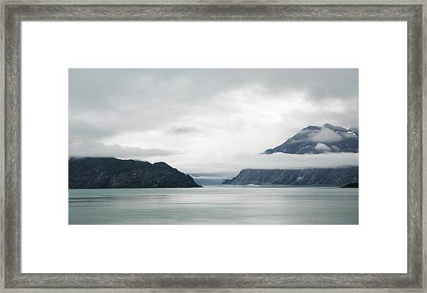 Alaska Waters Framed Print