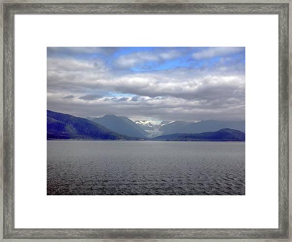 Alaskan Coast 2 Framed Print