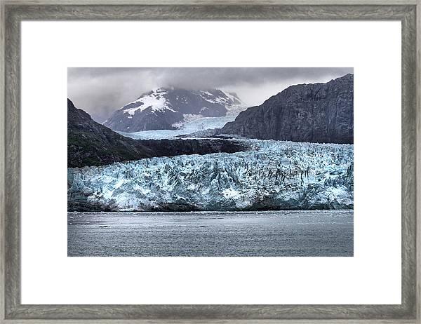 Glacier Bay National Park Framed Print