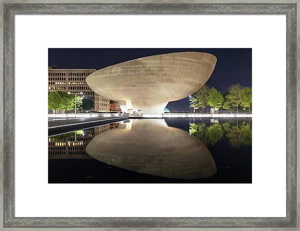 Albany Egg Framed Print