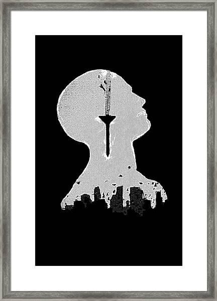 Aleppo Framed Print