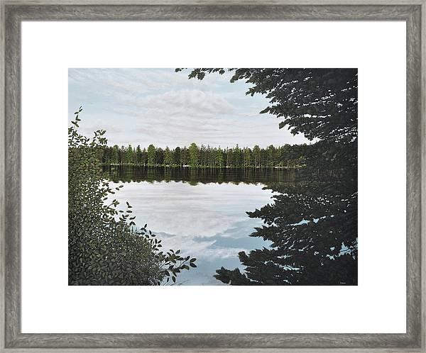 Algonquin Park Framed Print