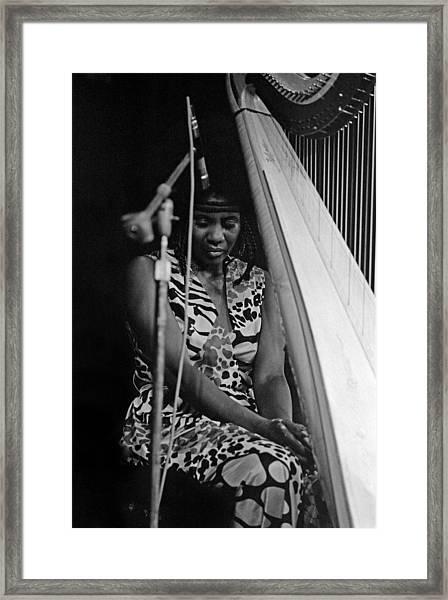 Alice Coltrane Framed Print