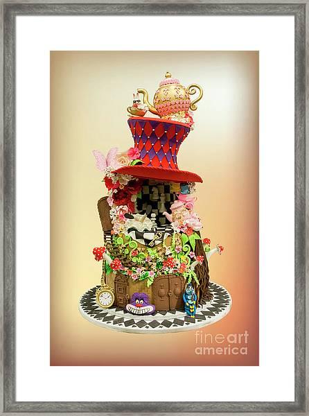 Alice In Wonderland #1 Framed Print