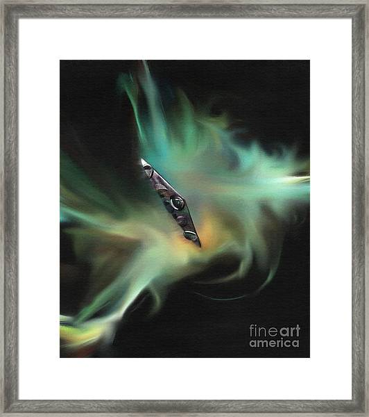 Alice Saves The Day Framed Print