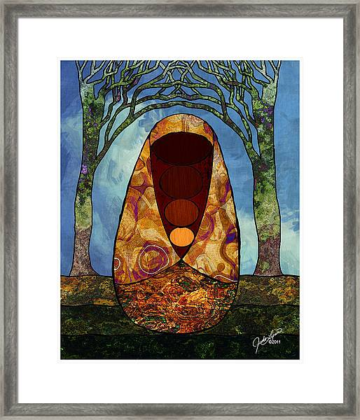 All My Children - For Charity Donation Framed Print