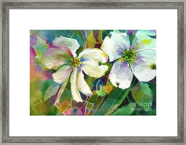 All This And Heaven Too Framed Print