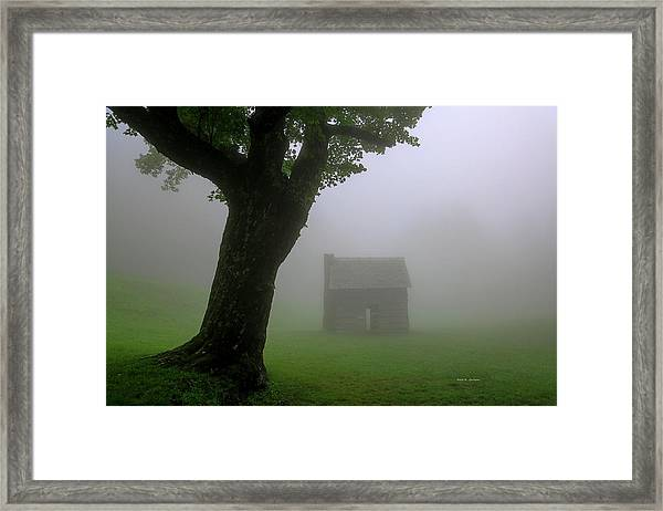Almost Home Framed Print