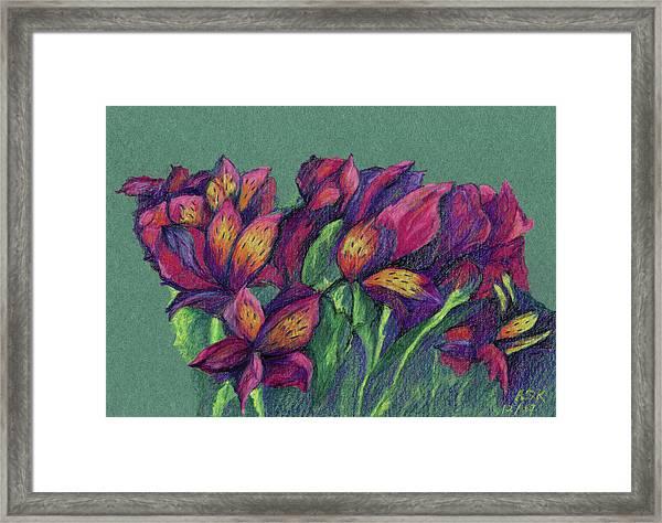 Altermyria Framed Print