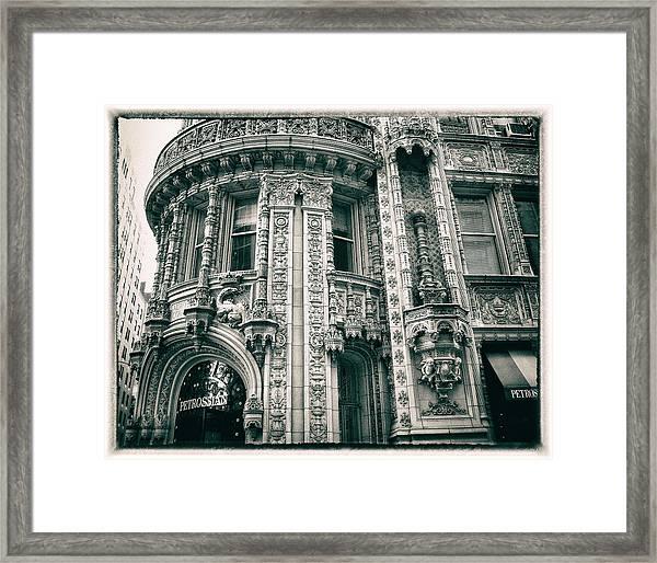 Alwyn Court  Framed Print