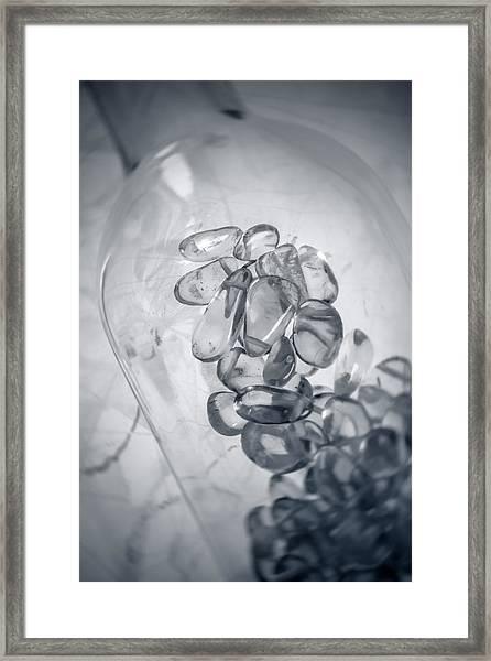 Amber #0703 Framed Print
