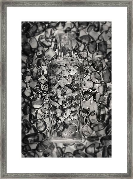 Amber #7897 Framed Print